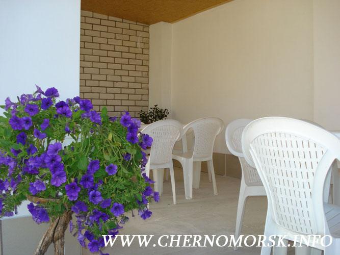 Гостевой дом У Олеси Черноморское